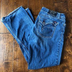 **3/$30**Bootheel trading co 32x29.5 Jeans Fontana